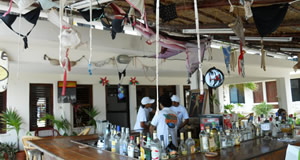 Restaurant in Isla Mujeres, Restaurant Chichis and Charlies